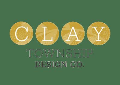 Clay Township Design Logo