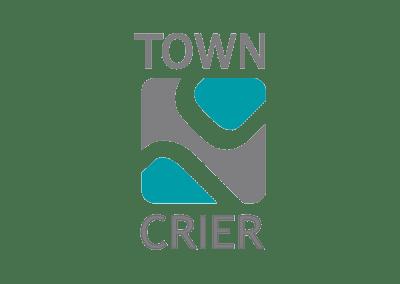 Town Crier Logo